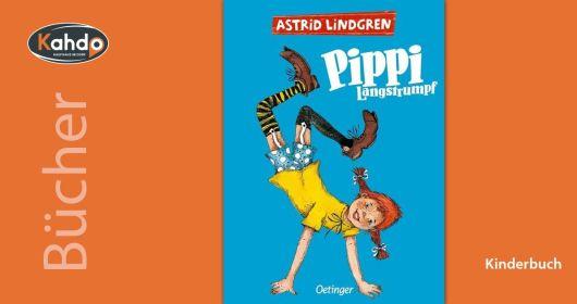 Pippi Langstrumpf | Astrid Lindgren